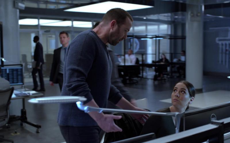 Dell Computer Monitor in Blindspot S05E11