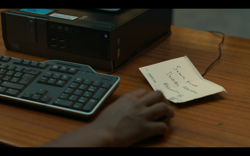 Dell Keyboard in Hanna S02E07 Tacitus (2020)