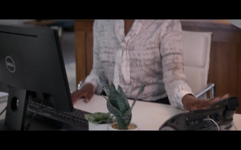 Dell Monitor in Fatal Affair (2020)
