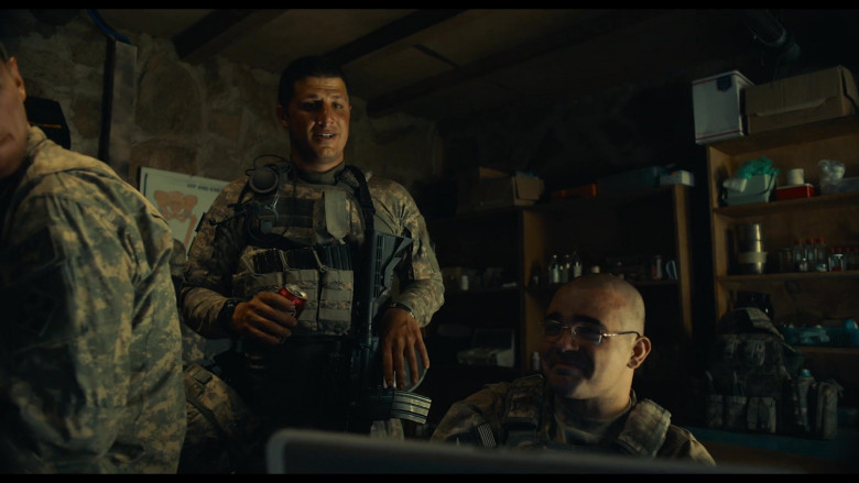 Dr Pepper Soda Drinks in The Outpost 2020 Movie (3)