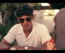Hugo Boss Brown Havana Sunglasses Worn by Emilio Sakraya as ...