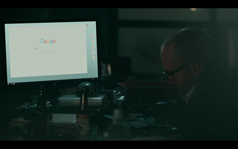 Google Website in Dark Desire S01E05