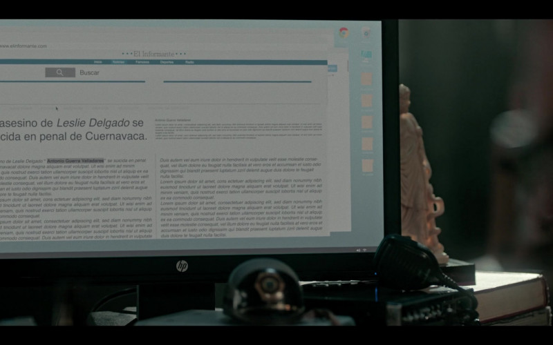 HP Monitor in Dark Desire S01E05 (1)