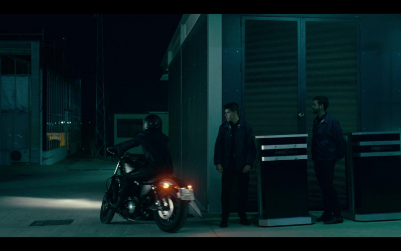 Harley-Davidson Motorcycle (1)