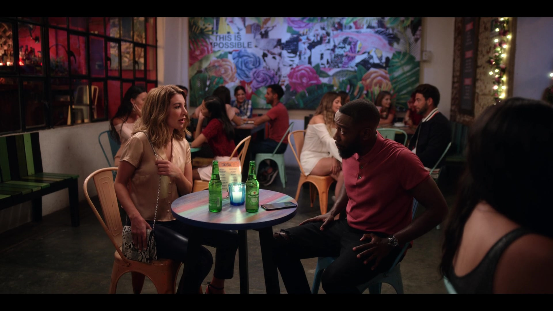 Heineken Beer Enjoyed By Lamorne Morris In Desperados 2020