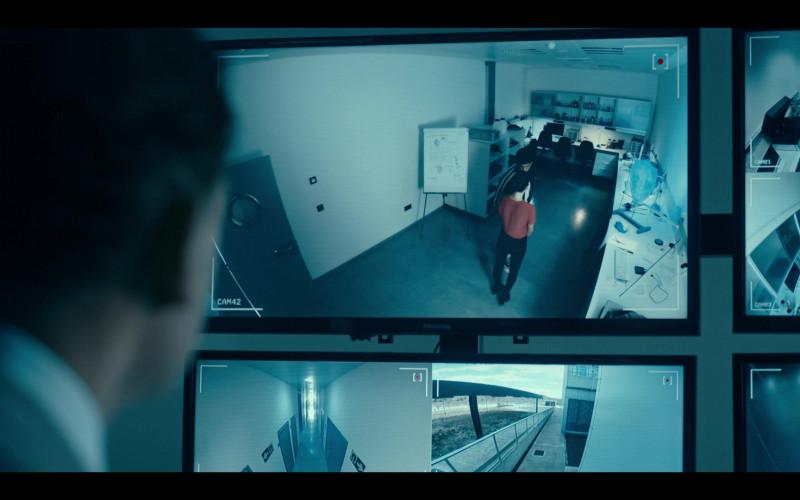 Hisense Monitors Seen in Warrior Nun Season 1 TV Series (1)