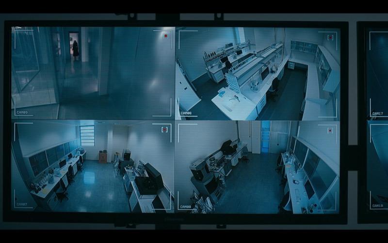 Hisense Monitors in Warrior Nun S01E09 (2)