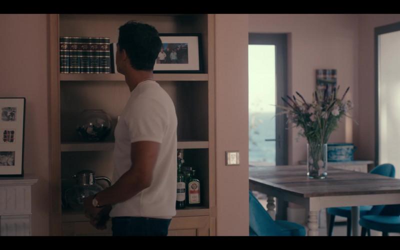 Jägermeister Bottle in Warrior Nun S01E04 Netflix TV Show