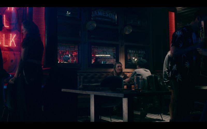 Jameson Irish Whiskey in Warrior Nun S01E01