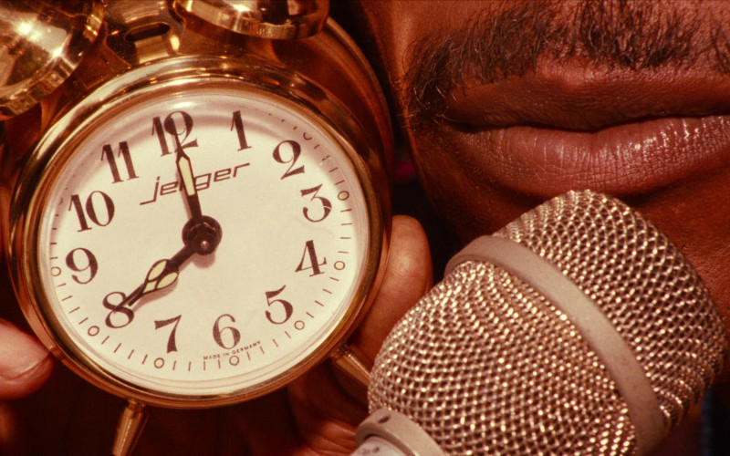 Jerger Clock in Do the Right Thing (1989)