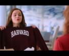 Harvard Hoodie of Joey King in The Kissing Booth 2 (2020)