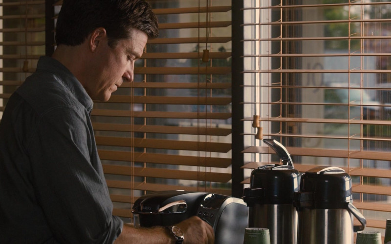 Keurig Coffee Maker Used by Jason Bateman in Identity Thief (2013)