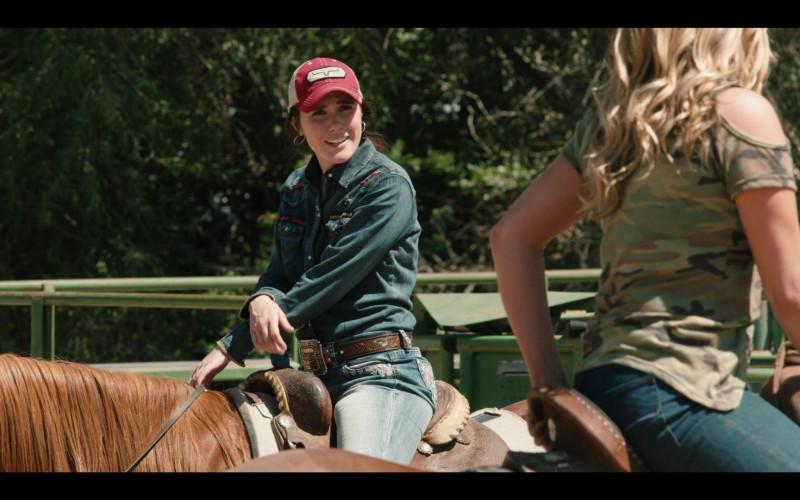 Kimes Ranch Cap in Yellowstone S03E06