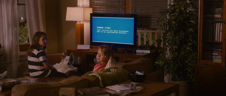 LG TV in Identity Thief (2013)