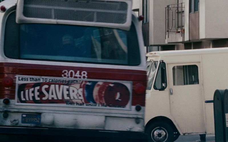 Life Savers Candies in The Pursuit of Happyness (2006)