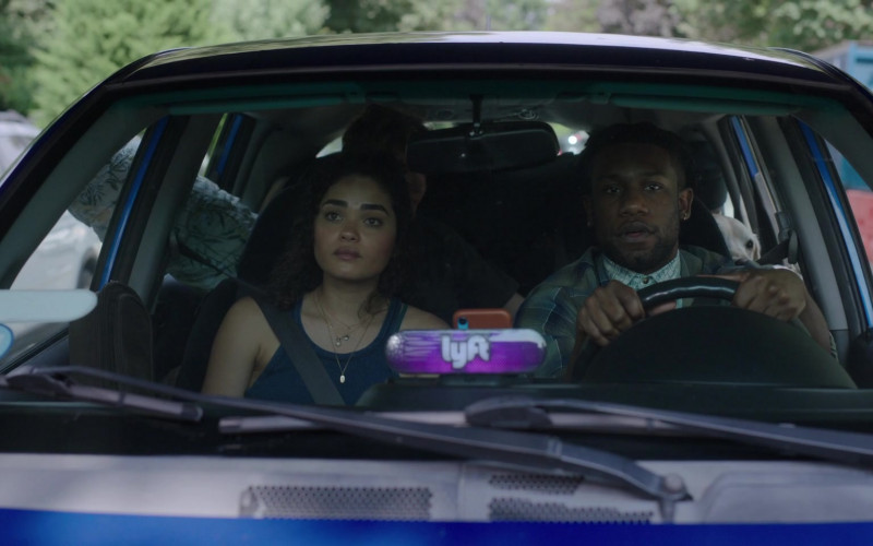 Lyft in Little Voice S01E02 I Will Survive (2020)