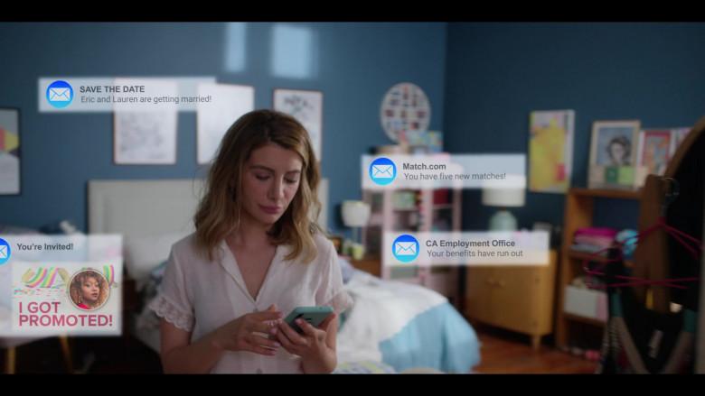 Match.com Online Dating Service Notification in Desperados (2020)