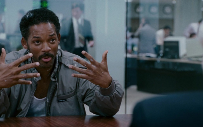 Members Only Jacket Worn by Will Smith as Chris Gardner in The Pursuit of Happyness (4)
