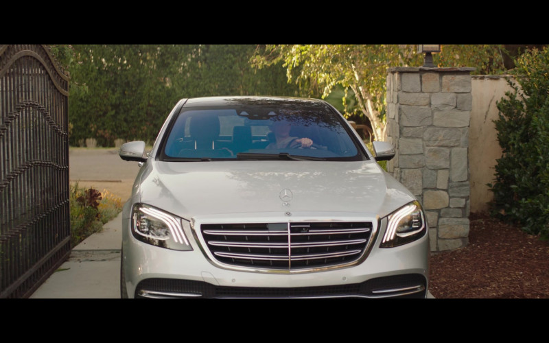 Mercedes-Benz S450 Car Seen in The Fk-It List Movie (1)