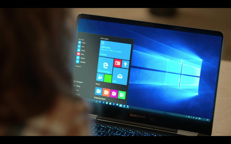 Microsoft Windows Operating System in Desperados (1)