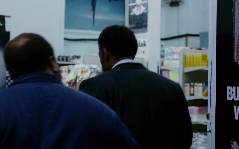 Miller Lite Beer Poster in The Pursuit of Happyness