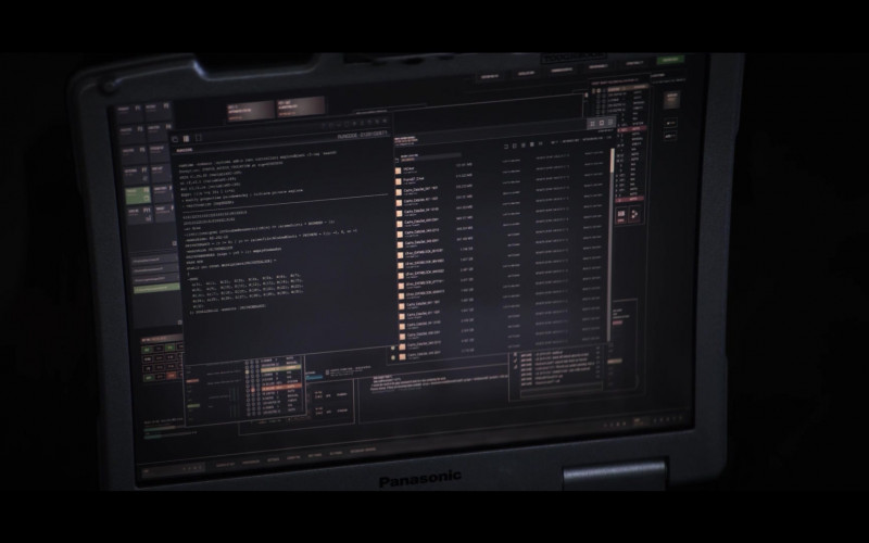Panasonic Toughbook CF-30 Laptop in Doom Patrol S01E06 (1)
