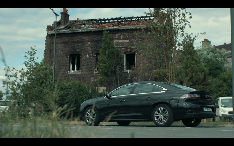 Peugeot 508 Car in Hanna S02E03
