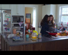 Samsung Refrigerator and Skippy Peanut Butter in The Baby-Si...