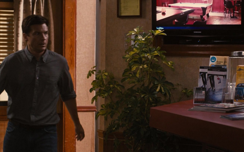 Samsung TV in Identity Thief (2013)