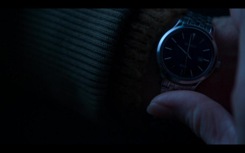 Seiko Watch of Mireille Enos in Hanna S02E04