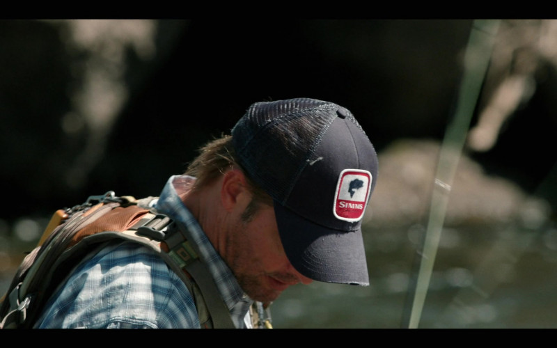 Simms Cap Worn by Actor in Yellowstone S03E03 (2)