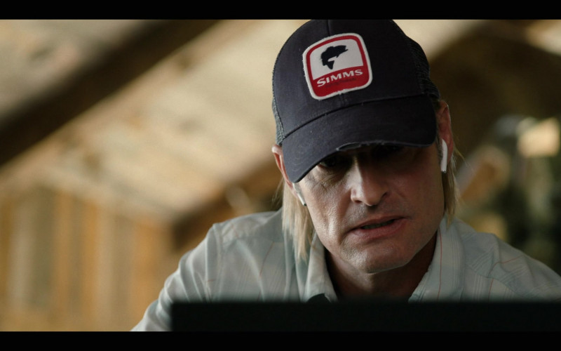 Simms Fishing Cap Worn by Actor in Yellowstone S03E05