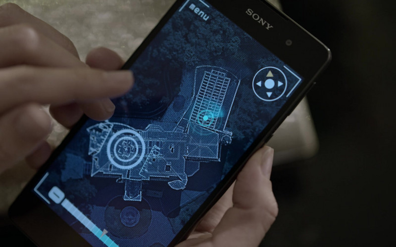 Sony Xperia Mobile Phone in Absentia S03E05 (2)