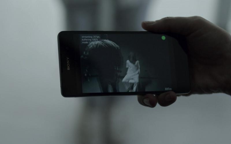 Sony Xperia Smartphone in Absentia S03E07