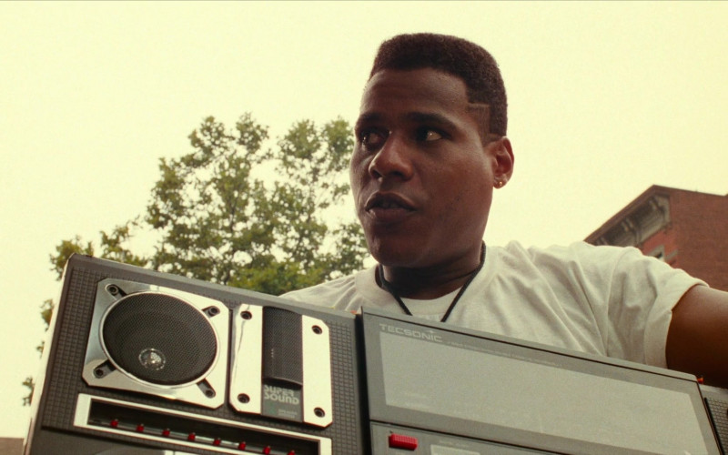 Tecsonic Boombox in Do the Right Thing