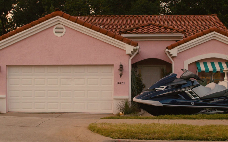 Yamaha Personal Watercraft in Identity Thief (2013)