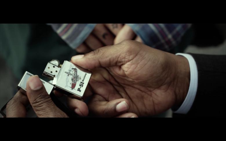 Zippo Lighter in Flight Movie (1)
