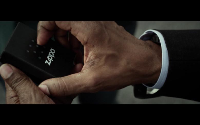Zippo Lighter in Flight Movie (2)