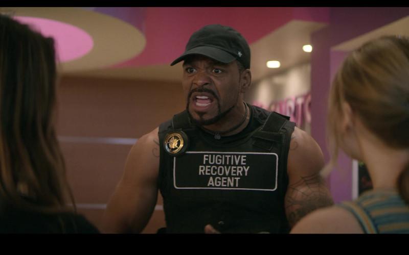 '47 Brand Black Cap of Method Man as Terrance in Teenage Bounty Hunters S01E05