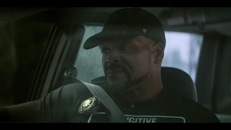 '47 Brand Cap of Method Man as Terrance in Teenage Bounty Hunters S01E09 (1)