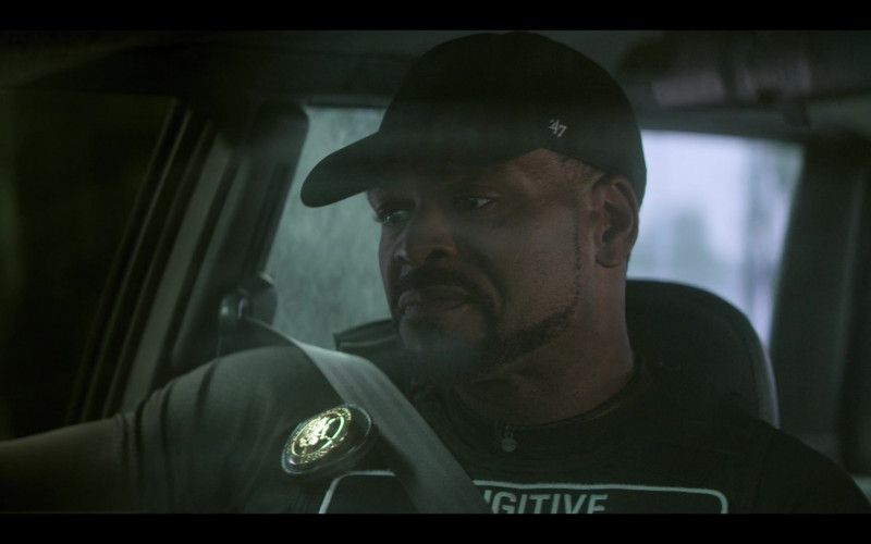 '47 Brand Cap of Method Man as Terrance in Teenage Bounty Hunters S01E09 (1)