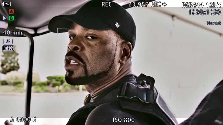 '47 Brand Cap of Method Man as Terrance in Teenage Bounty Hunters S01E09 (2)