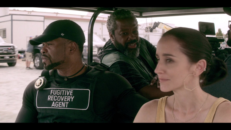 '47 Brand Cap of Method Man as Terrance in Teenage Bounty Hunters S01E09 (3)