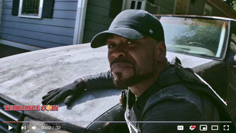 '47 Cap Worn by Method Man as Terrance Coin in Teenage Bounty Hunters S01E02 (1)