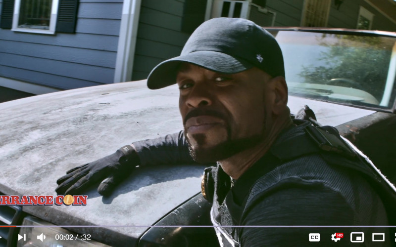 '47 Cap Worn by Method Man as Terrance Coin in Teenage Bounty Hunters S01E02 (1)