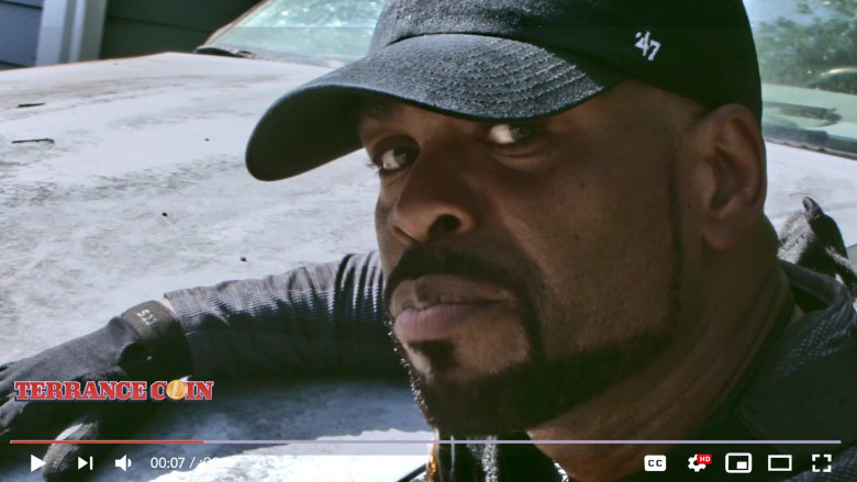 '47 Cap Worn by Method Man as Terrance Coin in Teenage Bounty Hunters S01E02 (2)