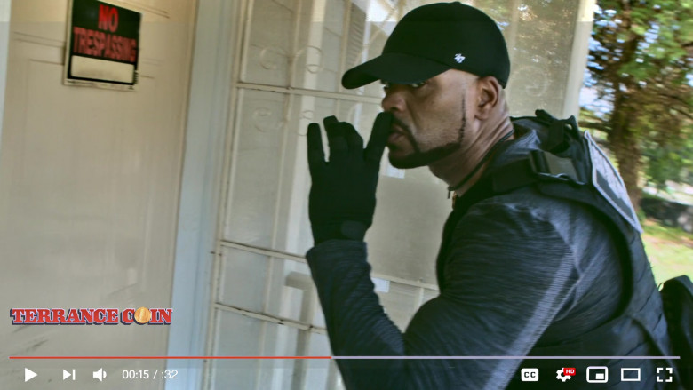 '47 Cap Worn by Method Man as Terrance Coin in Teenage Bounty Hunters S01E02 (3)