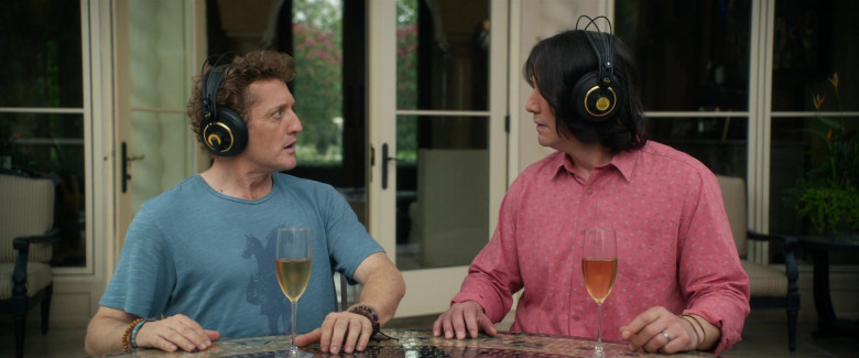 AKG Headphones of Alex Winter & Keanu Reeves in Bill & Ted Face the Music (1)