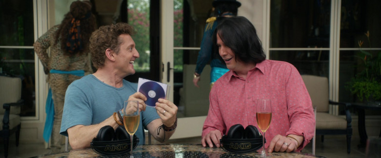 AKG Headphones of Alex Winter & Keanu Reeves in Bill & Ted Face the Music (3)