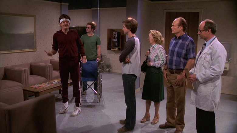 ASICS Onitsuka Tiger Footwear of Ashton Kutcher as Michael Kelso in That '70s Show S06E01 (2)